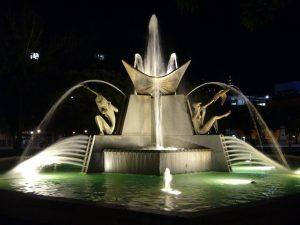 Adelaide Victoria Fountain
