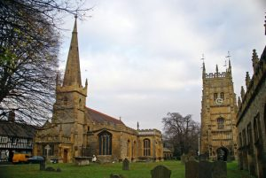 All Saints Church Outside