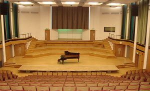 Adrian Boult Hall Birmingham Conservatoire