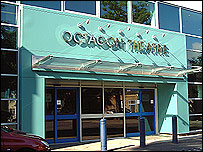 Octagon Theatre Front